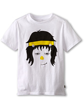 Stella McCartney Kids - Arlo Boys S/S Velcro Face Tee (Toddler/Little Kids/Big Kids)