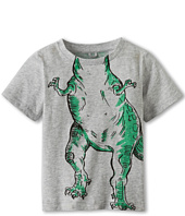 Stella McCartney Kids - Arlo Boys S/S Dinosaur Tee (Toddler/Little Kids/Big Kids)