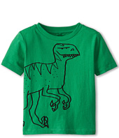 Stella McCartney Kids - Arlo Boys S/S Dinosaur Graphic Tee (Toddler/Little Kids/Big Kids)