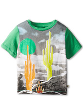 Stella McCartney Kids - Arlo Boys S/S Cactus Tee (Toddler/Little Kids/Big Kids)