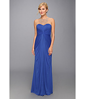Adrianna Papell - Necklace Long Gown