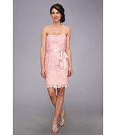 Adrianna Papell - Strapless Sweetheart Neck Lace Sheath (Bridesmaid)