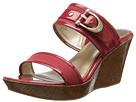 Circa Joan & David - Xema (Red Fabric) - Footwear
