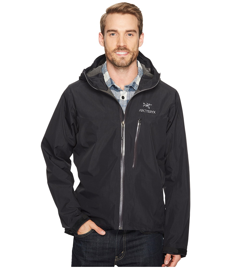 Arcteryx - Alpha SL Jacket (Black) Mens Coat