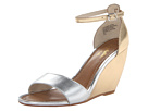 Seychelles - Thyme Two Tone (Silver/Gold) - Footwear