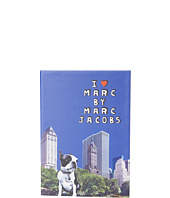Marc by Marc Jacobs - Jet Set Pets Notebook Olive Notebook