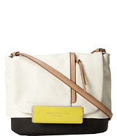 Marc by Marc Jacobs - Round The Way Girl Colorblocked Messenger