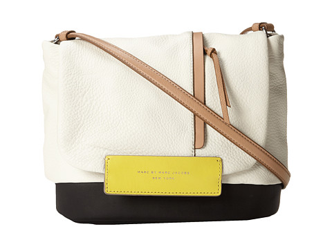 Marc by Marc Jacobs Round The Way Girl Colorblocked Messenger