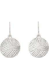 The Sak - Batik Basic Dangle Earrings