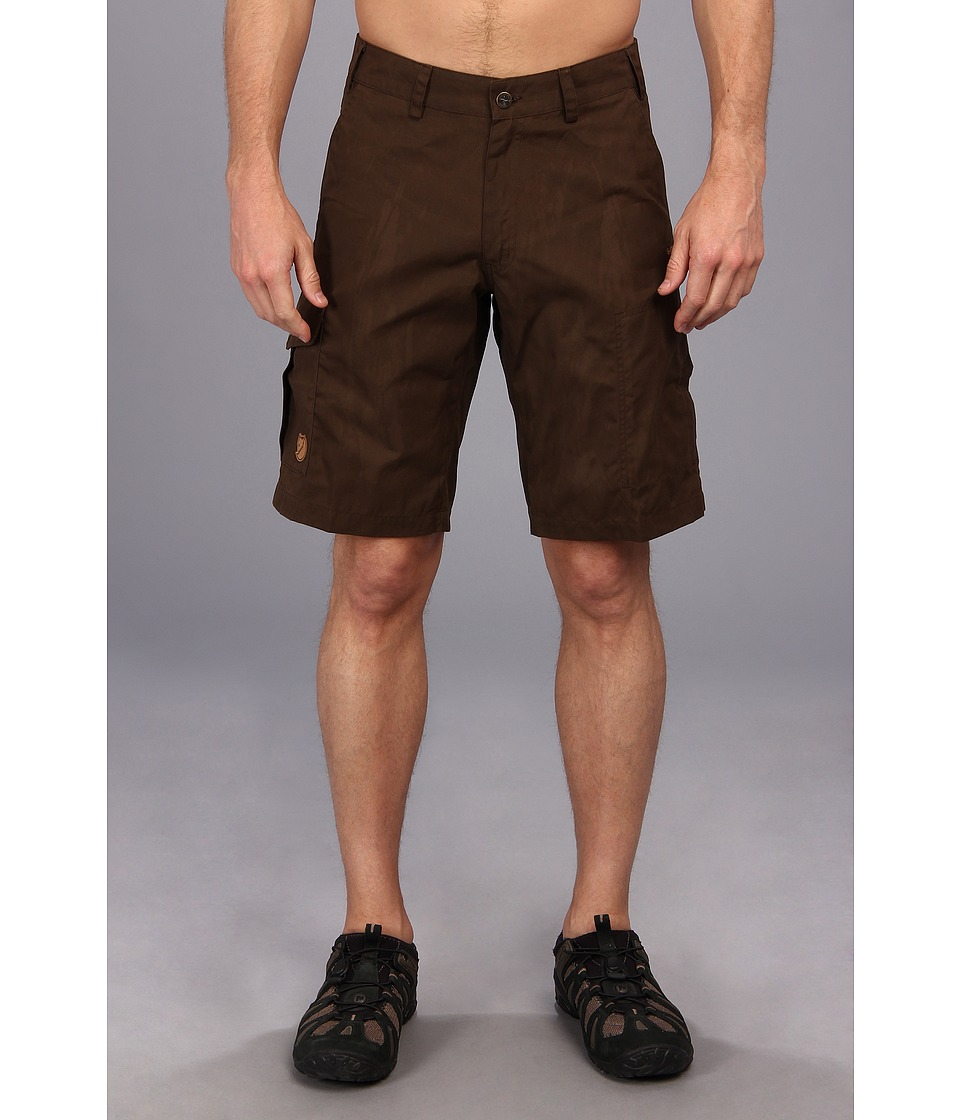 Fjallraven - Karl Short (Dark Olive) Mens Shorts