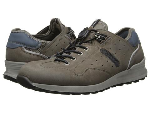 ECCO - CS14 Speedlace (Dark Clay/Pavement Sphinx/Firefly) - Footwear