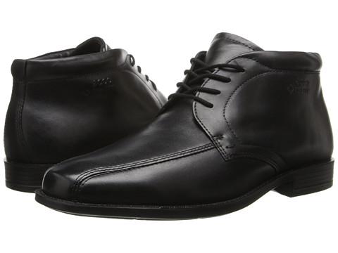 ECCO - Edinburgh GTX Boot (Black Luxe) - Footwear