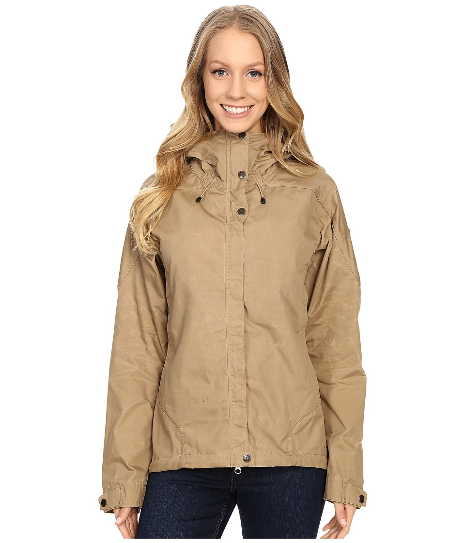 Fjallraven Skogso Jacket (Sand) Women