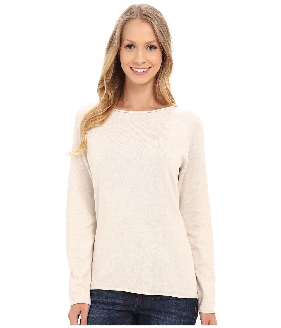 Fj llr ven - vik Sweater (Ecru) Women