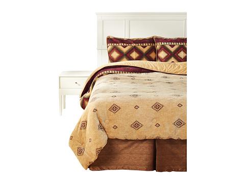 Croscill Navajo California King Comforter Set Camel