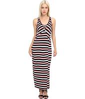 Marc by Marc Jacobs - Miriam Mesh Stripe Dress