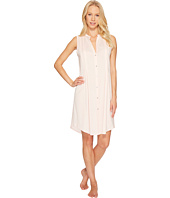 Hanro - Cotton Deluxe Button Front Tank Nightgown
