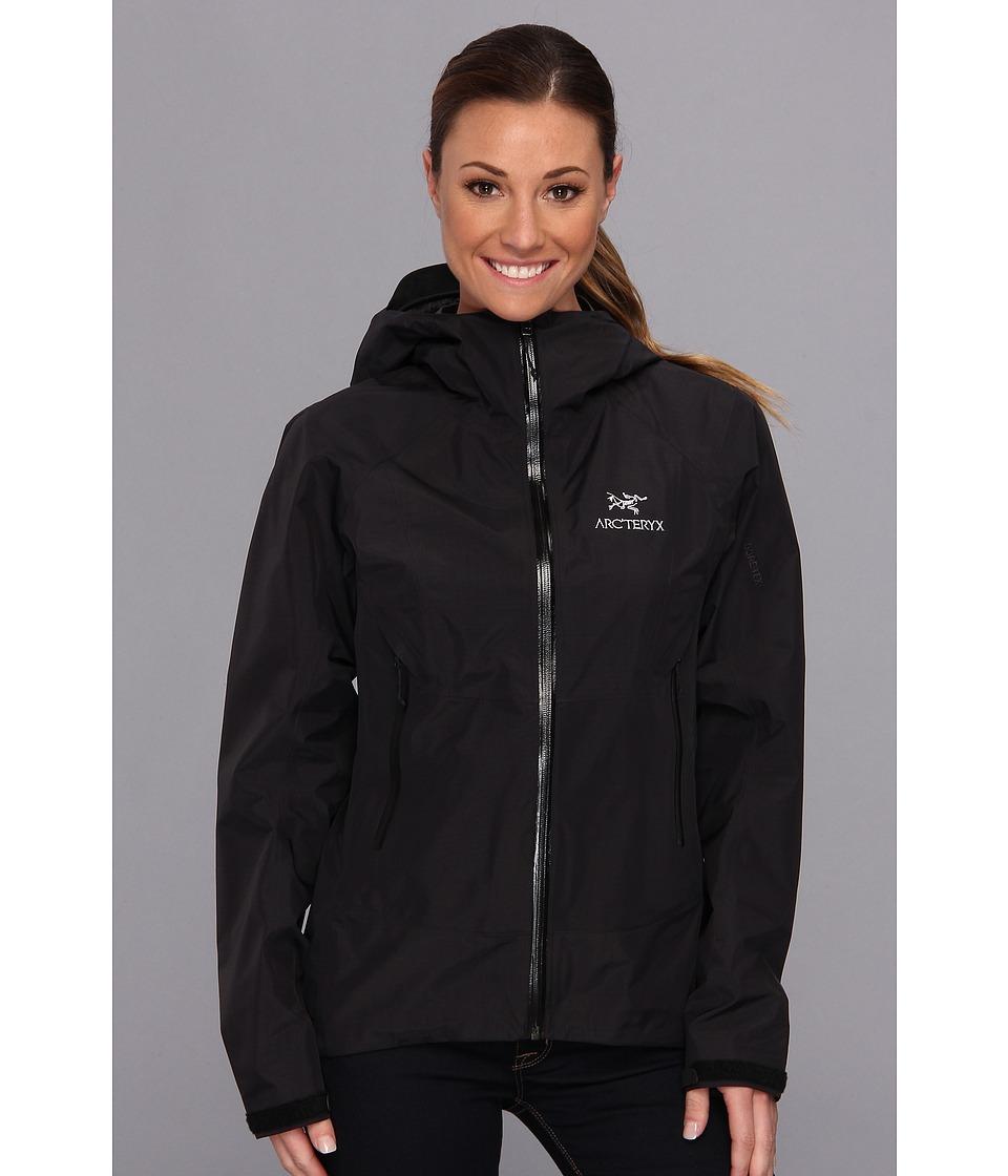Arcteryx Beta SL Jacket Black Womens Coat