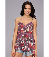 Free People - Printed Blooms Petal Cami