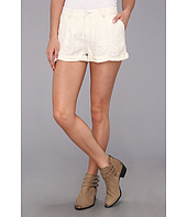 Free People - Yarn Dye Linen Short