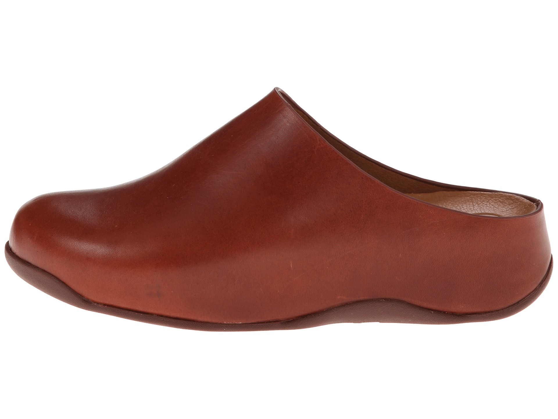 bed0e5ea44d Fitflop Shuv Leather Clog