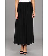 Calvin Klein - Pinktuck Maxi Polyester Chiffon Skirt