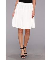 Calvin Klein - Poly Chiffon Circle Skirt w/ Chiffon
