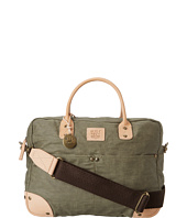 Will Leather Goods - Wax Canvas Flight Bag