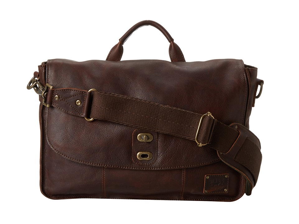 Will Leather Goods - Kent Messenger (Brown) Messenger Bags