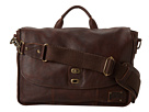 Will Leather Goods Kent Messenger (Brown)