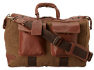 Will Leather Goods Traveler Duffle (Tabac)