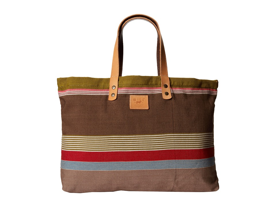 Will Leather Goods - Reversible Weaver