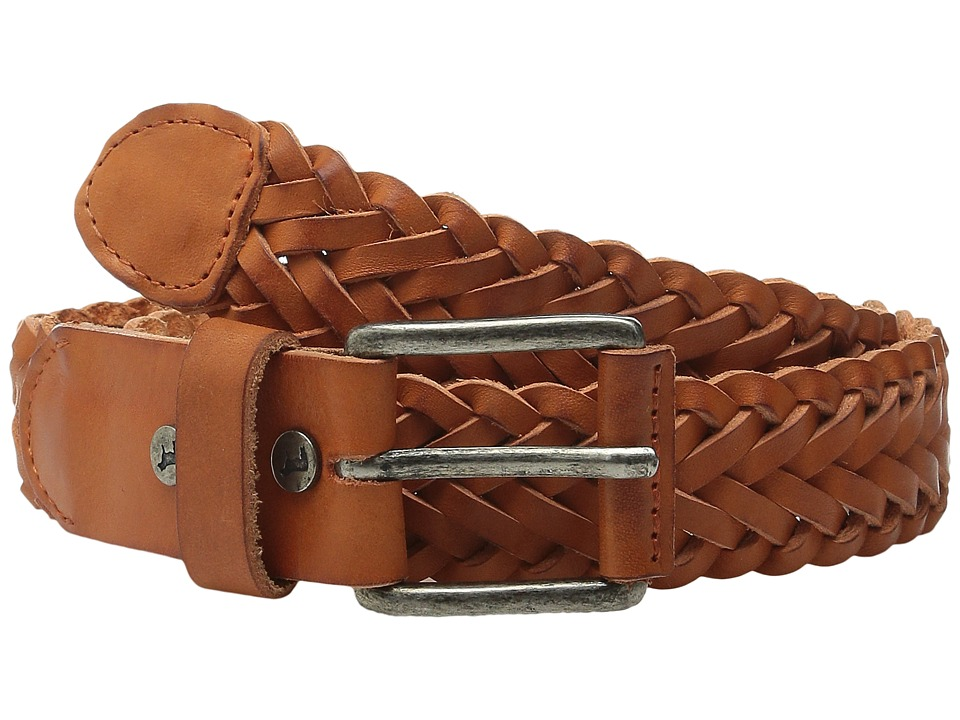 Will Leather Goods Beulah Belt Orange Womens Belts