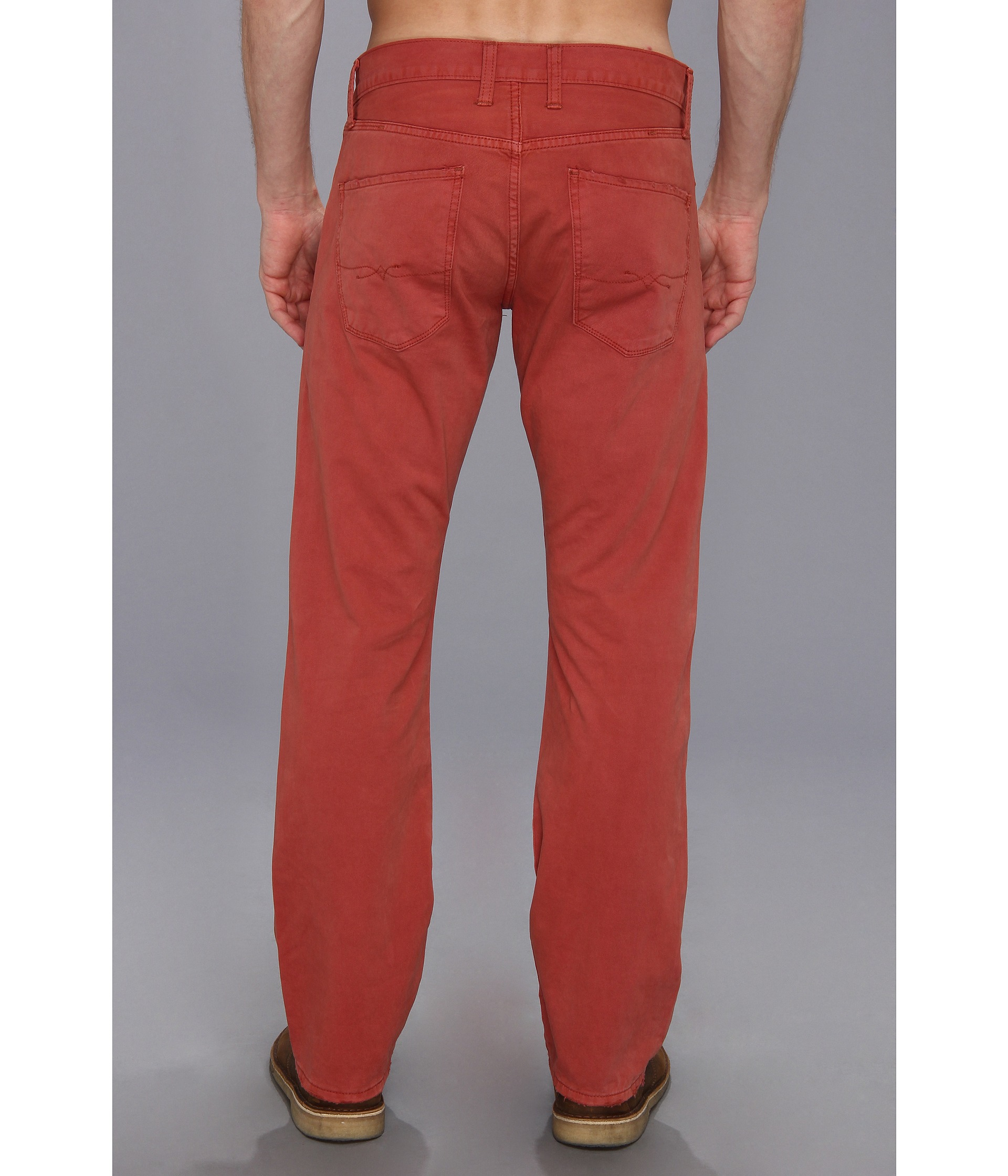 Lucky Brand 221 Fashion Jean Twill Salsa