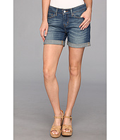 Levi's® Womens - Rolled Hem Short Blue