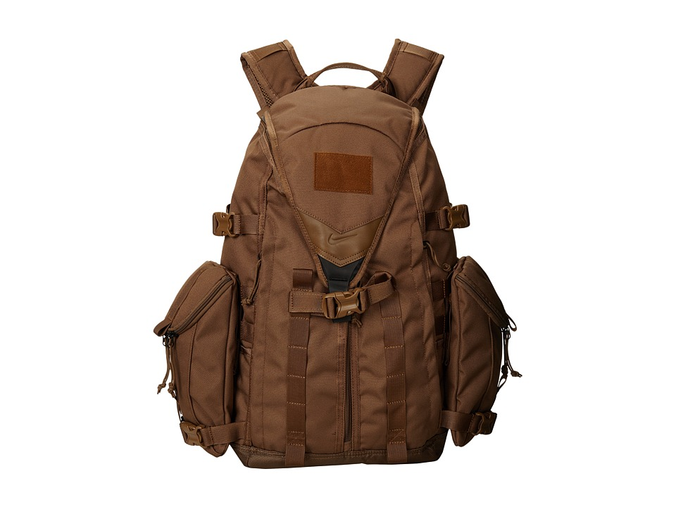 Nike - SFS Responder Backpack (Military Brown/Military Brown/Military Brown) Backpack Bags