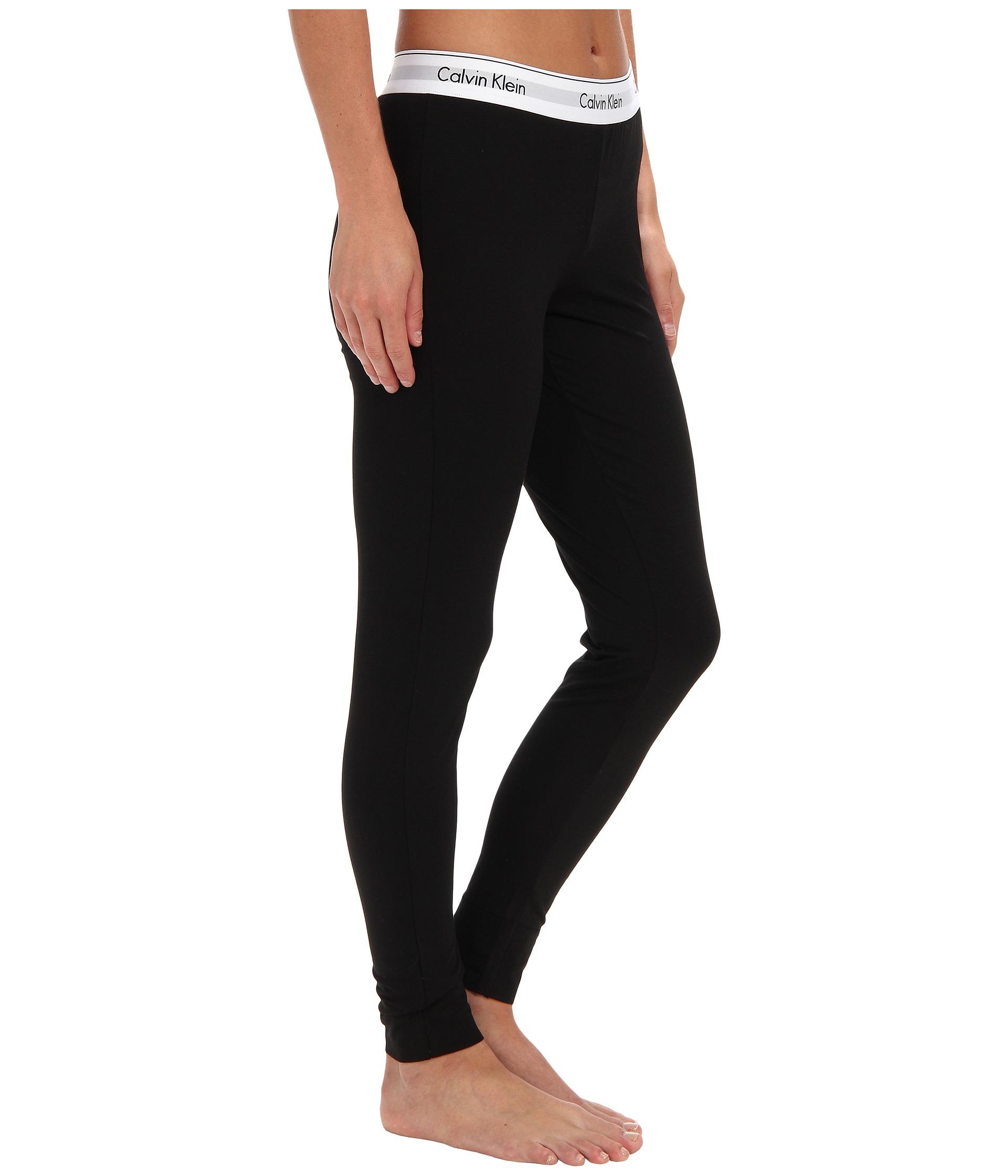 calvin klein underwear modern cotton legging at. Black Bedroom Furniture Sets. Home Design Ideas