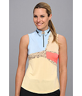DKNY Golf - Patsey Patchwork Sleeveless Top