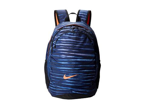 Nike - Legend Backpack (Deep Royal Blue/Bright Mango/Bright Mango ...
