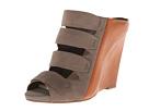 Jessica Simpson - Marah (Taupe/Lt Luggage Elko Nubuck) - Footwear