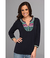 Lucky Brand - Bradbury Embroidered Top