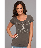 Lucky Brand - Peace & Love Tee