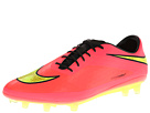 Nike - Hypervenom Phatal FG (Bright Crimson/Black/Metallic Gold Coin)