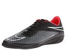 Nike Hypervenom Phelon IC (Black/Hyper Punch/Black) Men's Soccer Shoes