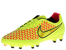 Nike - Magista Orden FG (Volt/Black/Hyper Punch/Metallic Gold Coin)
