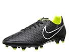 Nike Magista Onda FG (Black/Volt/Black) Men's Soccer Shoes