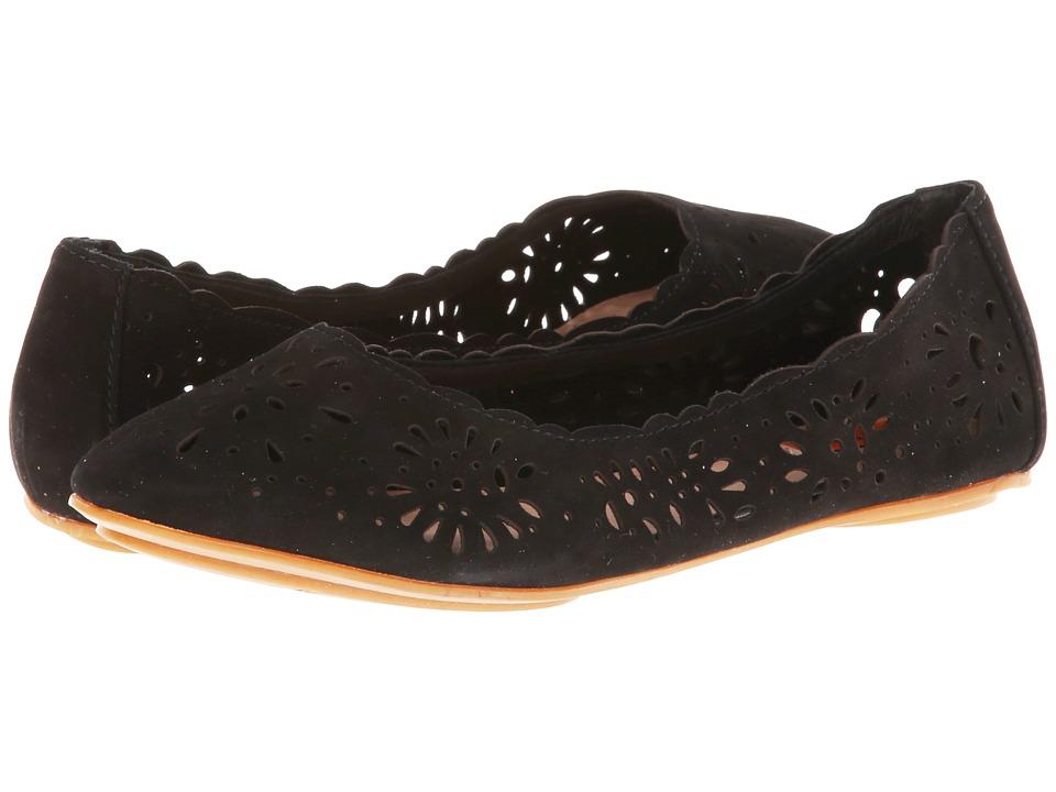 Miz Mooz Parvati Black Womens Slip on Shoes