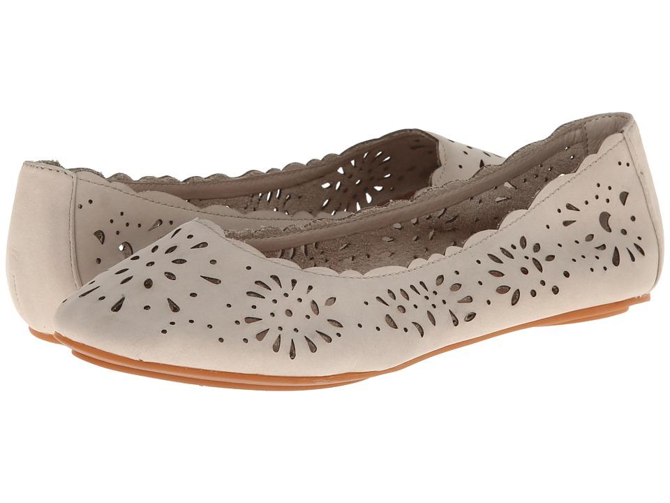 Miz Mooz Parvati Cream Womens Slip on Shoes