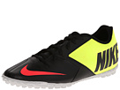 Nike - Bomba II (Black/Volt/Neutral Gray/Hyper Punch)