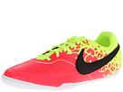 Nike - Nike Elastico II (Hyper Punch/Volt/Gum Light Brown)